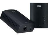 Linksys PLWK400 Powerline Internet Adapter Kit 200MBPS 1 Port 10 Homeplug AV Wireless Access Point (Linksys: PLWK400-CA)