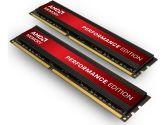AMD Entertainment Edition 16GB 2X8GB PC3-10600 DDR3 1333MHz 9-9-9 1.5V Memory Single Module (AMD: AE316G1339U2K)