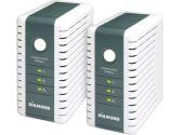 Diamond HP200AV 200MBPS AV Powerline Ethernet Adapter Kit (Diamond: HP200AV)