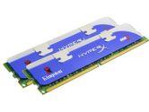 Kingston KHX6400D2B1K2/4G 4GB 2X2GB 800MHZ DDR2 NON-ECC CL5 DIMM HyperX Blu (Kingston: KHX6400D2B1K2/4G)