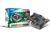 MSI 990FXA-GD65 V2 ATX AM3+ 990FX DDR3 2PCI-E16 4PCI-E1 1PCI CrossFire SATA3 USB3.0 Motherboard (MSI/MicroStar: 990FXA-GD65 V2)