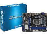 ASRock H61M-HVS mATX LGA115 H61 DDR3 1PCI-E16 1PCI-E1 SATA2 HDMI VGA USB2.0 Motherboard (ASRock: H61M-HVS)