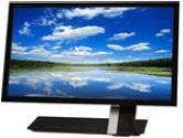 Acer S235HL 23IN Widescreen LCD Monitor Black 1920X1080 LED Backlit 10000000:1 5MS VGA DVI-D HDMIX2 (Acer: ET.VS5HP.001)