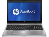 HP EliteBook 8560P Intel i7 2640M 2.8GHZ 4GB 500GB 15.6in DVDRW Windows 7 Professional 64 Notebook (HP Commercial: LJ549UT#ABA)