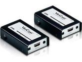 ATEN HDMI Extender Dual RJ45 Up to 60M W/IR Passthrough (Aten: VE810)