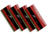PNY XLR8 MD16384K4D3-2133-X10 16GB Quad Channel Memory Kit - 2133MHz, CAS 10, 1.65V, DDR3, PC317000 (PNY: MD16384K4D3-2133-X10)