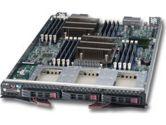Supermicro Superblade SBI-7427R-T3 2XLGA2011 Rdimm C602 3SATA 2.5IN 2GBE 4QDR IPMI (SuperMicro: SBI-7427R-T3)