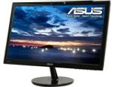 ASUS VK228H-CSM 21.5IN Widescreen LED Backlit LCD Monitor Black 5MS HDMI DVI W/ Built-In Webcam (ASUS: VK228H-CSM)