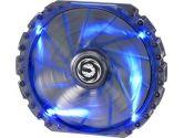 Bitfenix Spectre Pro BFF-LPRO-23030B-RP 230MM Blue LED Case Fan 900 RPM 156.27 CFM 25.6 dbA (BitFenix: BFF-LPRO-23030B-RP)