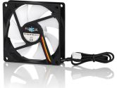 Fractal Design Silent Series R2 92MM Quiet Cooling Fan 1300RPM 24.6CFM 13DBA w/ Rubber Fasteners (Fractal Design: FD-FAN-SSR2-92)