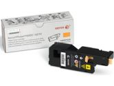 Xerox Replacement Yellow Toner Cartridge for Phaser 6000/6010 and Workcentre 6015 (XEROX: 106R01629)