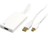 StarTech Mini DisplayPort to HDMI Adapter with USB Audio MDP2HDMIUSBA (STARTECH: MDP2HDMIUSBA)