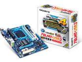 Gigabyte 78LMT-USB3 AMD760G mATX AM3+ 1PCI-E16 1PCI-E1 1PCI DDR3 SATA2 DVI HDMI GBLAN Motherboard (Gigabyte: GA-78LMT-USB3)