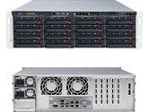Supermicro SSG-6037R-E1R16N 3U Xeon E5 2XLGA2011 C602 Rdimm 16SAS/SATA 4PCIE IPMI 4GBE 920W Redun (SuperMicro: SSG-6037R-E1R16N)