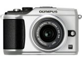 OLYMPUS E-PL2 (262911) Silver Interchangeable Lens Type Live View Digital Camera w/ 14-42mm II Lens (Olympus America Inc.: 262911)