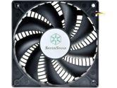 Silverstone AP122 120mm Sleeve Bearing Case Fan Black 1200RPM 19.7DBA 42.58CFM (Silverstone Technology: AP122)