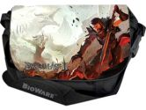 Razer Dragon Age 15IN Single Shoulder Sling Messenger Bag (Razer: RC21-00320100-R3M1)