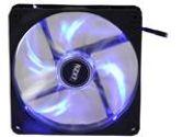 NZXT Air Flow Series RF-FZ140-U1 Blue LED Case Fan (NZXT: RF-FZ140-U1)