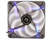 Bitfenix Spectre PWM BFF-BLF-P14025B-RP LED Blue 140mm Case Fan 1800RPM 56.1CFM 24.2DBA (BitFenix: BFF-BLF-P14025B-RP)