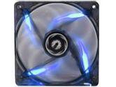Bitfenix Spectre PWM BFF-BLF-P12025B-RP LED Blue 120mm Case Fan 1800RPM 51.3CFM 22.5DBA (BitFenix: BFF-BLF-P12025B-RP)