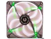 Bitfenix Spectre PWM BFF-BLF-P14025G-RP LED Green 140mm Case Fan 1800RPM 56.1CFM 24.2DBA (BitFenix: BFF-BLF-P14025G-RP)