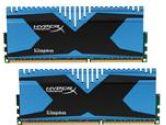 Kingston HyperX Predator Series KHX18C9T2K2/8X 8GB Desktop Memory Module Kit - DDR3, 2x4GB, 1866MHz, CL9, 1.65V, DIMM, Unbuffered, XMP Ready (Kingston: KHX18C9T2K2/8X)