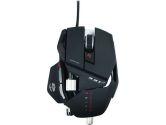 MadCatz Cyborg R.A.T. 7 6400 DPI Laser Gaming Mouse PC/MAC Compatible - Matte Black (Saitek: D20-MCB4370800B2)