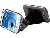 Momax The Core Smart Case for Samsung Galaxy S III - Black (Momax: GCSDSAI9300B02)