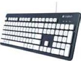 Logitech Washable Keyboard K310 K310 Black,White Keyboard (Logitech: 920-004034)