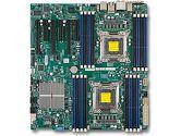 Supermicro X9DAI Xeon E5 2XLGA2011 C602 Rdimm 10SATA 6PCIE 2GBE IPMI EATX Motherboard (SuperMicro: MBD-X9DAI-O)