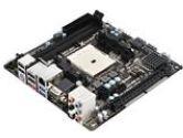 ASRock FM2A75M-ITX mITX FM2 AMD A75 FCH DDR3 1PCI-E16 SATA3 HDMI D-Sub USB3.0 Motherboard (ASRock: FM2A75M-ITX)