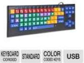 chestercreektech CCT KinderBoard KB Wired Large Key Keyboard (Chester Creek Technologies: KB)