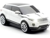 Range Rover Evoque White 2.4G Wireless / USB Nano Receiver /800DPI or 1600DPI /LED Headlight & Rear (Others: CM-172)