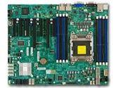 Supermicro X9SRL-F Xeon E5 LGA2011 C602 Rdimm 6SATA 7PCIE 2GBE IPMI Video ATX Motherboard Retail (SuperMicro: MBD-X9SRL-F-O)