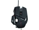 MadCatz Cyborg R.A.T. 7 6400 DPI Laser Gaming Mouse PC/MAC Compatible - Matte Black (Saitek: MCB4370800B2/04/1)