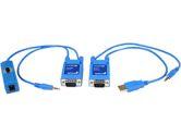 StarTech Mini VGA Video and Audio Extender over Cat5 ST121UTPMINI (STARTECH: ST121UTPMINI)