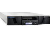 Quantum EC-LLHAE-YF Black 24TB LTO Ultrium 5 Tape Autoloader w/ Barcode Reader (Quantum: EC-LLHAE-YF)
