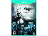 Batman Arkham City by Warner for WII-U Armored Edition (Warner Brothers: BATMAN ARKHAM CITY)