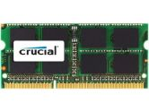 Crucial CT102464BF160B PC3-12800 8GB DDR3-1600 CL11 SODIMM 204PIN Single Memory Module (CRUCIAL TECHNOLOGY: CT102464BF160B)