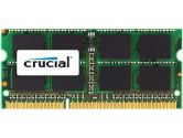 Crucial CT51264BF160B PC3-12800 4GB DDR3-1333 CL11 SODIMM 204PIN Single Memory Module (CRUCIAL TECHNOLOGY: CT51264BF160B)