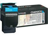 Lexmark C54X/X543/X544 High Yield Cyan Toner Cartridge (Lexmark: C540H2CG)