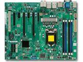 Supermicro X9SAE-V Xeon E3 LGA1155 DDR3 ECC 6PCIE 6SATA PCI 2GBLAN VGA HDMI COM USB ATX Motherboard (SuperMicro: MBD-X9SAE-V-O)
