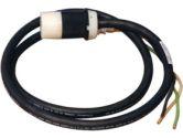 Tripp Lite SUWEL630C 20FT Power Extension Cord Black (TRIPP LITE: SUWEL630C-20)