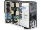 Supermicro 8047R-TRF+ Tower Xeon E5 4XLGA2011 C602 RDIMM 5SATA 4PCIE IPMI 2GBE Video 1400W Redun (SuperMicro: SYS-8047R-TRF+)