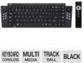 SMK Link VP6322 RemotePoint Wireless Presentation Suite - Rechargeable Media Keyboard with Presentation Remote Control (SMK-Link Electronic: VP6322)