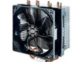 Cooler Master Hyper T4 Heatpipe Heatsink FM1/AM3+/AM3/AM2 LGA2011/1366/1156/775 120mm Fan (COOLERMASTER: RR-T4-18PK-R1)