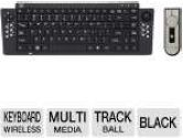 SMK Link VP6323 RemotePoint Wireless Navigator Suite - Rechargeable Media Keyboard with Presentation Remote Control (SMK-Link Electronic: VP6323)