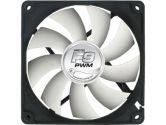 Arctic Arctic F9 PWM 92MM 1800RPM 0.4SONE 43CFM Case Fan Retail (Arctic Cooling: AFACO-090P0-GBA01)