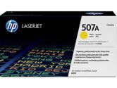 HP 507A Yellow Toner Cartridge Standard Capacity for HP Laserjet Enterprise 500 (HP Printers and Supplies: CE402A)