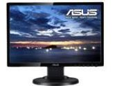 ASUS VE198TL 19IN Widescreen LED Backlit LCD Monitor 1440X900 5MS 10M:1 DVI-D D-Sub w/ Speakers (ASUS: VE198TL)